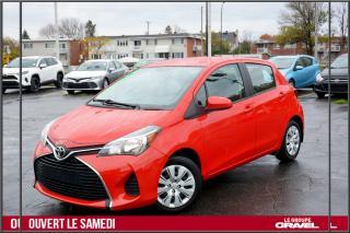 Used 2015 Toyota Yaris LE - BLUETOOTH - BAS KM - TOUT ÉQUIPÉ for sale in St-Léonard, QC