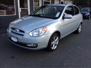 Used 2011 Hyundai Accent L SPORT for sale in Parksville, BC