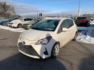 Used 2018 Toyota Yaris LE - SIEGES CHAUF - CAM RECUL - BLUETOOTH for sale in St-Léonard, QC