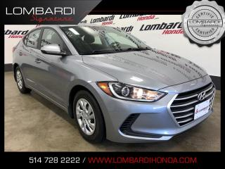 Used 2017 Hyundai Elantra BLUETOOTH | SIEGES CHAUFFANTS for sale in Montréal, QC