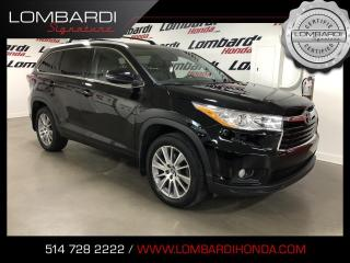 Used 2016 Toyota Highlander XLE|AWD|NAV|CUIR|CAM| for sale in Montréal, QC