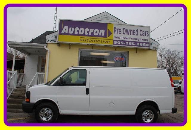 2014 GMC Savana 2500 3/4 Ton Cargo Van, Loaded, Shelves