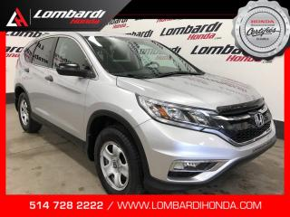 Used 2015 Honda CR-V LX|IMPECCABLE| for sale in Montréal, QC