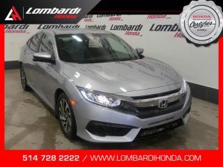 Used 2016 Honda Civic EX|JAMAIS ACCIDENTÉ| for sale in Montréal, QC