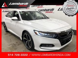 Used 2018 Honda Accord SPORT|TOIT|MAGS| for sale in Montréal, QC