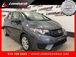 Used 2015 Honda Fit LX|JAMAIS ACCIDENTÉ| for sale in Montréal, QC