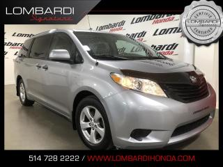 Used 2011 Toyota Sienna BASE|TRÈS PROPRE| for sale in Montréal, QC