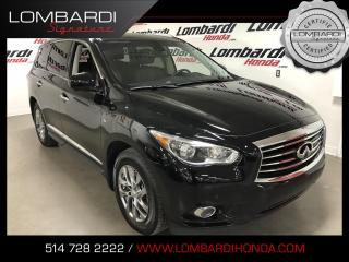Used 2015 Infiniti QX60 AWD|NAV|CUIR|360CAM| for sale in Montréal, QC