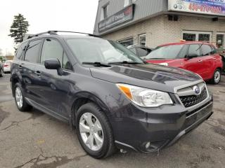 Used 2015 Subaru Forester 2.5i groupe Commodité familiale 5 portes for sale in Longueuil, QC