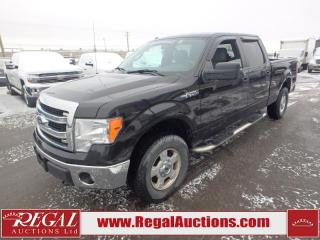 Used 2014 Ford F-150 XLT SUPERCREW LWB 4WD 5.0L for sale in Calgary, AB