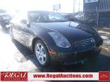 Photo of Black 2003 Infiniti G35