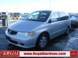 2002 Honda Odyssey EX 4D Wagon