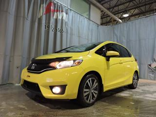 Used 2016 Honda Fit EX **Garantie Prolongée**Toit Ouvrant**Mags** for sale in Rouyn-Noranda, QC