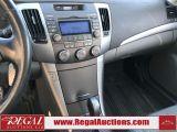 2009 Hyundai Sonata 4D Sedan