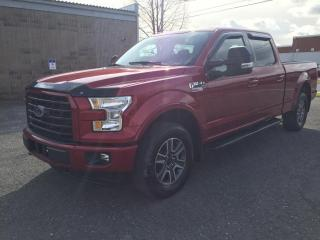 Used 2017 Ford F-150 Cab SuperCrew 4RM 157 po XLT/sport for sale in Drummondville, QC