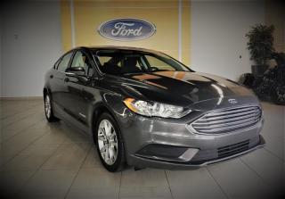 Used 2017 Ford Fusion Hybrid SE - HYBRIDE - GPS/NAVIGATION - MAGS - B for sale in Drummondville, QC