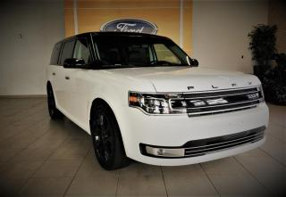 Used 2019 Ford Flex LIMITED - TOIT PANORAMIQUE - CUIR - 19'' for sale in Drummondville, QC