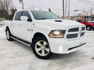 Used 2015 RAM 1500 SPORT CREW CAMERA for sale in Ste-Marie, QC