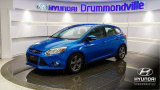 Used 2014 Ford Focus SE + GARANTIE + MAGS + BLUETOOTH + WOW ! for sale in Drummondville, QC