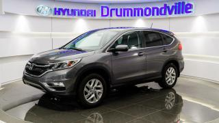 Used 2016 Honda CR-V EX-L AWD + GARANTIE + TOIT + MAGS + CUIR for sale in Drummondville, QC