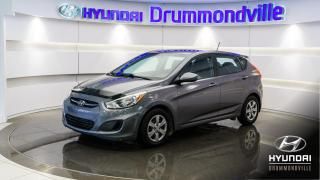 Used 2015 Hyundai Accent GL + GARANTIE + BLUETOOTH + CRUISE + A/C for sale in Drummondville, QC