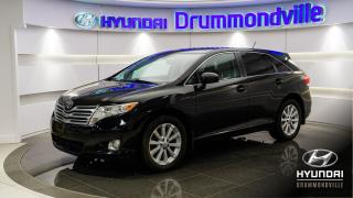Used 2009 Toyota Venza AWD + GARANTIE + MAGS + DVD + WOW !! for sale in Drummondville, QC