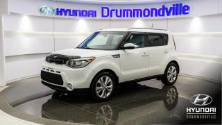 Used 2014 Kia Soul EX PLUS + GARANTIE + MAGS + CAM. + WOW ! for sale in Drummondville, QC