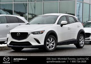 Used 2017 Mazda CX-3 GX MAZDA CX-3 GX 2017 for sale in Lachine, QC