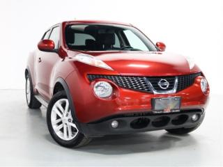 Used 2014 Nissan Juke SL   AWD   NAVI   CAM   PUSH START for sale in Vaughan, ON