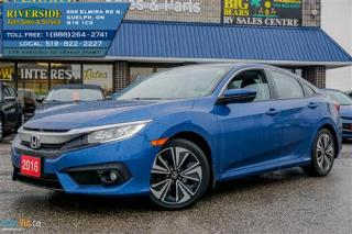 Used 2016 Honda Civic w/Honda Sensing for sale in Guelph, ON