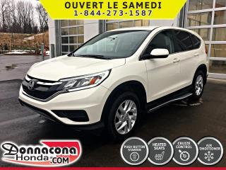Used 2015 Honda CR-V SE AWD *GARANTIE GLOBALE 05/2020* for sale in Donnacona, QC