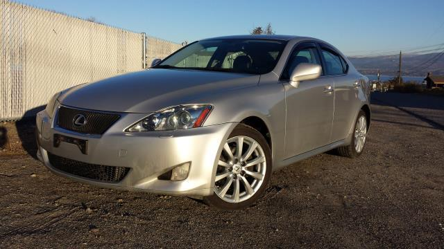 2008 Lexus IS IS 250 AWD 6-SPEED S