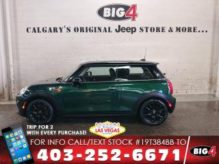 Used 2015 MINI 3 Door Cooper | Leather | Sunroof | AUX for sale in Calgary, AB