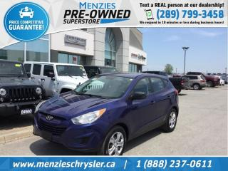 Used 2011 Hyundai Tucson GL, Bluetooth, Sirius, Tint, Cruise, USB for sale in Whitby, ON