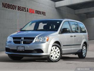 Used 2017 Dodge Grand Caravan CVP/SXT*New Brakes*Roof Rails*Climate Group* for sale in Mississauga, ON