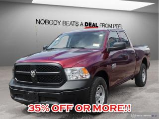 New 2019 RAM 1500 Classic Tradesman for sale in Mississauga, ON