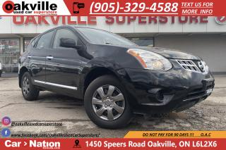 Used 2013 Nissan Rogue S | BLUETOOTH | CRUISE | AUX | VERY LOW KMS for sale in Oakville, ON