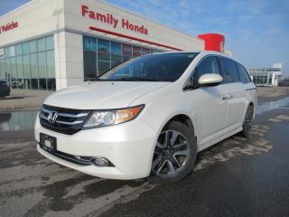 Used 2016 Honda Odyssey | ALL SEASONS MATS!! | for sale in Brampton, ON