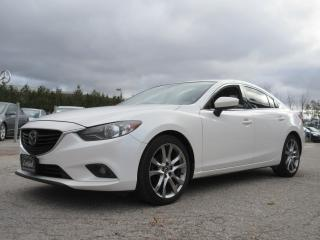 Used 2015 Mazda MAZDA6 2.5L GT TOURING for sale in Newmarket, ON