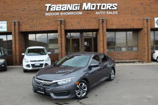 2017 Honda Civic LX I NO ACCIDENTS I REAR CAM I HEATED SEATS I KEYLESS ENTRY