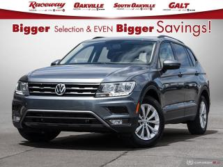 Used 2018 Volkswagen Tiguan for sale in Etobicoke, ON