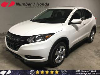 Used 2016 Honda HR-V EX| 6-Speed Manual| Sunroof| Backup Cam| for sale in Woodbridge, ON