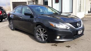 Used 2016 Nissan Altima 2.5 SR - BACK-UP CAM! HEATED SEATS! REMOTE START! for sale in Kitchener, ON