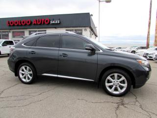 Used 2010 Lexus RX 350 ULTRA PREMIUM AWD NAVI CAMERA CERTIFIED for sale in Milton, ON