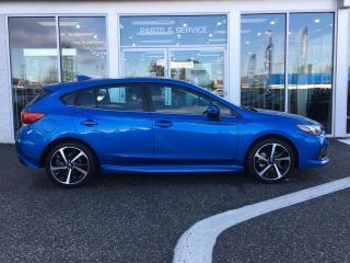 New 2020 Subaru Impreza Sport-tech for sale in Vernon, BC