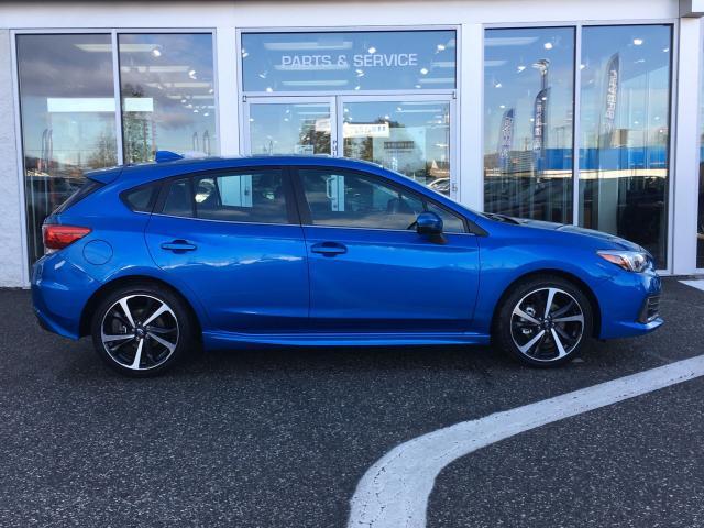 2020 Subaru Impreza Sport-tech