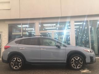 New 2020 Subaru XV Crosstrek Limited for sale in Vernon, BC