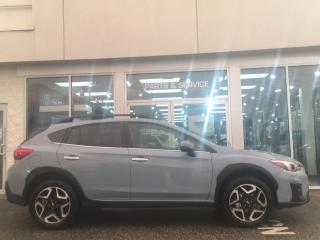 New 2020 Subaru XV Crosstrek Limited for sale in Vernon, BC
