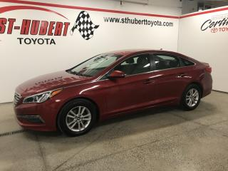 Used 2015 Hyundai Sonata 4dr Sdn 2.4L Auto GL, BANCS CHAUFFANTS for sale in St-Hubert, QC
