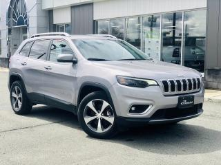 Used 2019 Jeep Cherokee Limited 4x4 V6 CUIR for sale in Ste-Marie, QC